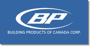 BP Asphalt Roofing Materials Logo